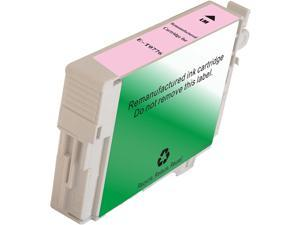 Green Project E-T0776 Light Magenta Ink Cartridge Replaces Epson T077620