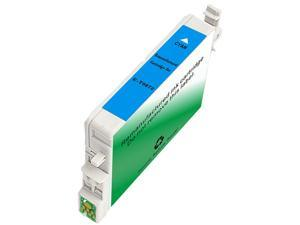 Green Project E-T0872 Cyan Ink Cartridge Replaces Epson T087220