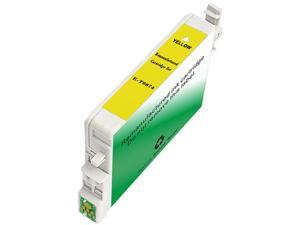 Green Project E-T0874 Yellow Ink Cartridge Replaces Epson T087420