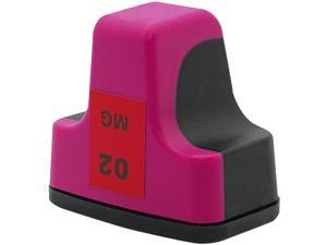 Green Project replacement HP 02M (C8772WN) Inkjet-Magenta - Retail