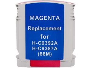Green Project H-88XLM(C9392AN/9387AN) Magenta Ink Cartridge