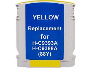 Green Project replacement HP 88XLY (C9393AN/C9388AN) Inkjet-Yellow - Retail