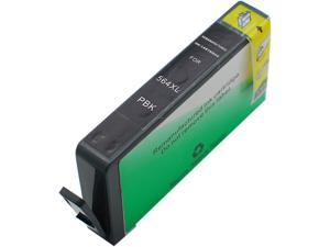 Green Project replacement HP 564XLPBK (CB322WN) Inkjet-Photo Black - Retail