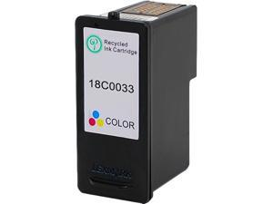 Green Project replacement Lexmark 18C0033 (33) Inkjet-Tri Color - Retail