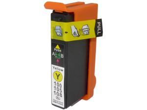 Green Project L-14N1095(100XLY) Yellow Ink Cartridge