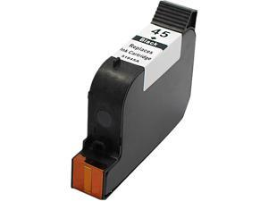 Green Project H-45(51645A) Black Ink Cartridge Replaces HP 45(51645A)