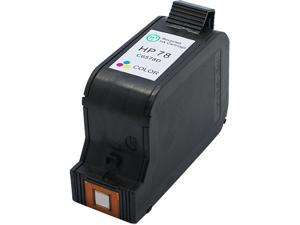 Green Project H-78(C6578DN) 3 Colors Ink Cartridge Replaces HP 78(C6578DN)