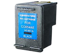 Green Project H-901XLBK(CC654AN) Black Ink Cartridge Replaces HP 901XLBK(CC654AN)