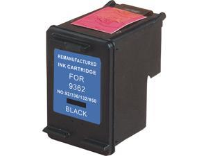 Green Project H-92(C9362WN) Black Ink Cartridge Replaces HP 92(C9362WN)