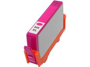 Green Project H-920XLM(CD973AN) Magenta Ink Cartridge Replaces HP 920XLM(CD973AN)