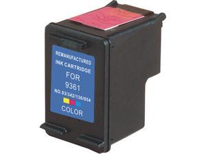 Green Project H-93(C9361WN) 3 Colors Ink Cartridge Replaces HP 93(C9361WN)