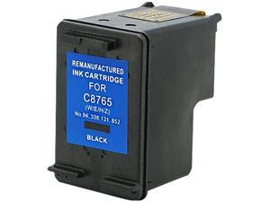 Green Project H-94(C8765WN) Black Ink Cartridge Replaces HP 94(C8765WN)