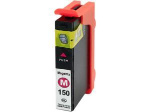 Green Project L-14N1646(150XLM) Magenta Ink Cartridge Replaces Lexmark 14N1646(150XLM)