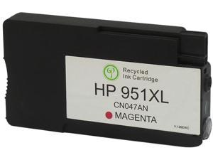 Green Project H-951XLM(CN047AN) Magenta Ink Cartridge Replaces HP 951XLM(CN047AN)