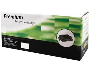 Green Project TC-FX9/104 Black Toner
