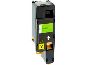 Green Project TD-1250Y Yellow Toner