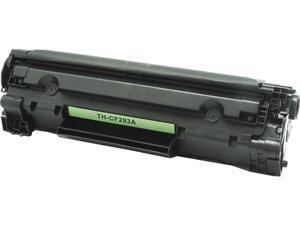Green Project TH-CF283A Black Toner