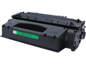 Green Project TH-Q7553X Black Toner