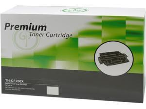 Green Project TH-CF280X Toner HP Compatible CF280X Black