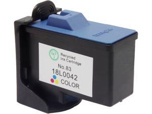 Green Project L-18L0042(83) Compatible Lexmark 83 Color Ink Cartridge