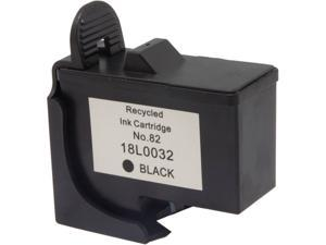 Green Project L-18L0032(82) Compatible Lexmark 82 Black Ink Cartridge