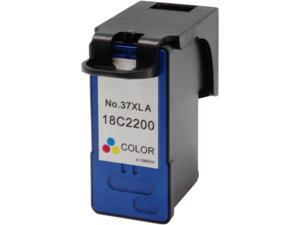Green Project L-18C2200(37XLA) Compatible Lexmark 37 Color High Yield