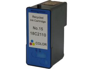 Green Project L-18C2100(15A) Compatible Lexmark 15A Color Ink Cartridge