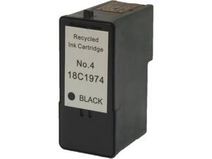 Green Project L-18C1954(4A) Compatible Lexmark 4A Black Ink Cartridge
