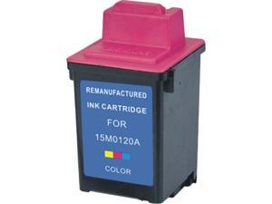 Green Project L-15M0120(120) Compatible Lexmark 120 Color Ink Cartridge