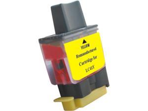 Green Project B-LC41Y Compatible Brother LC 41 Yellow