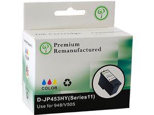 Green Project D-KX703/JP453 Compatible Inkjet Dell KX703/JP453 Color