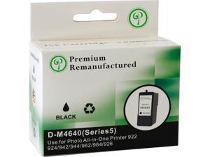 Green Project D-M4640 Compatible Dell M4640 Black