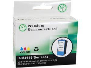 Green Project D-M4646 Compatible Dell M4646 Color