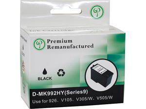 Green Project D-MK992HY Compatible Dell MK992 HY Black