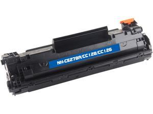 G&G NT-CC128C Black Toner Replaces Canon 128 (3500B001AA)