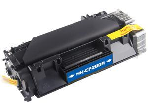 G&G NT-PH280C Black Toner Replaces HP 80A CF280A