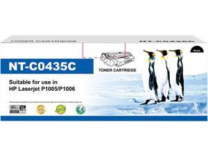 G&G NT-C0435 Black Toner Replaces HP 35A CB435A