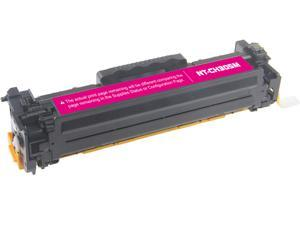 G & G NT-CH213QFM Magenta Laser Toner Cartridge Replaces HP CF213A HP 131A, Canon 131 / 6270B001AA