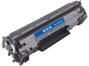 G & G NT-PC137C Black Laser Toner Cartridge Replaces Canon 137 / 9435B001