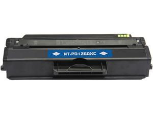 G & G NT-PD1260XC Black Laser Toner Cartridge Replaces DELL 331-7328 for use in the B1260 and B1265 DRYXV