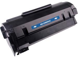 G & G ND-2360XC High Yield Black Toner Cartridge Replaces DELL MX11XH / 331-9805 for use in the B2360, B3460, B3466 Printer