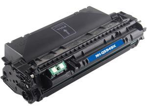G & G NT-C5949X C High-Yield Black Laser Toner Cartridge Replaces HP Q5949X HP 49X