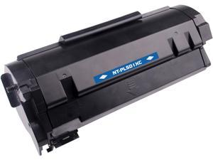G & G NT-PL501XC High Yield Black Laser Toner Cartridge Replaces Lexmark 50F1X00