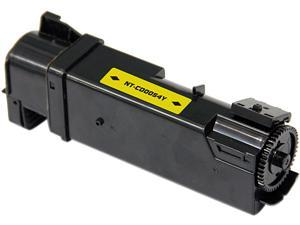 G&G NT-C0054 Yellow Laser Toner Cartridge Replaces DELL KU054 for use in the 1320c Printer