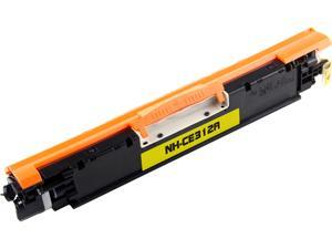 G&G NT-CH312Y Yellow Laser Toner Cartridge Replaces HP (Hewlett Packard) CE312A (126A)