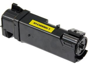 G & G NT-CX6500XY High Yield Yellow Laser Toner Cartridge Replaces Xerox 106R01596 for use in the Xerox Phaser 6500, WorkCentre 6505
