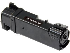 G & G NT-CX6500XBK High Yield Black Laser Toner Cartridge Replaces Xerox 106R01597 for use in the Xerox Phaser 6500, WorkCentre 6505