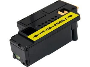G & G NT-CD1250XY Yellow Laser Toner Cartridge Replaces DELL 331-0779 for use in the 1250c, 1350cnw, 1355cnw Laser Printers