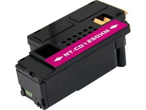 G & G NT-CD1250XM Magenta Laser Toner Cartridge Replaces DELL 331-0780 for use in the 1250c, 1350cnw, 1355cnw Laser Printers