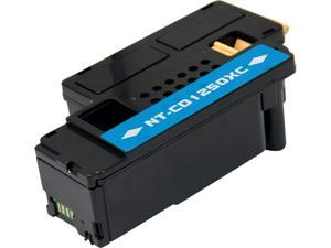 G & G NT-CD1250XC Cyan Laser Toner Cartridge Replaces DELL 331-0777 for use in the 1250c, 1350cnw, 1355cnw Laser Printers